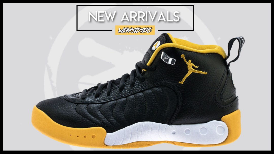 64fb11cf54c2 The Jordan Jumpman Pro is Now Available in Black/Yellow - WearTesters