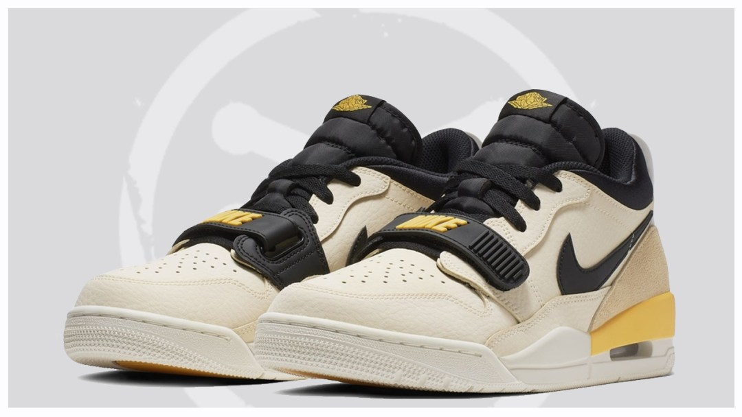 ace8de3950a An Official Look at the Jordan Legacy 312 Low  Pale Vanilla ...