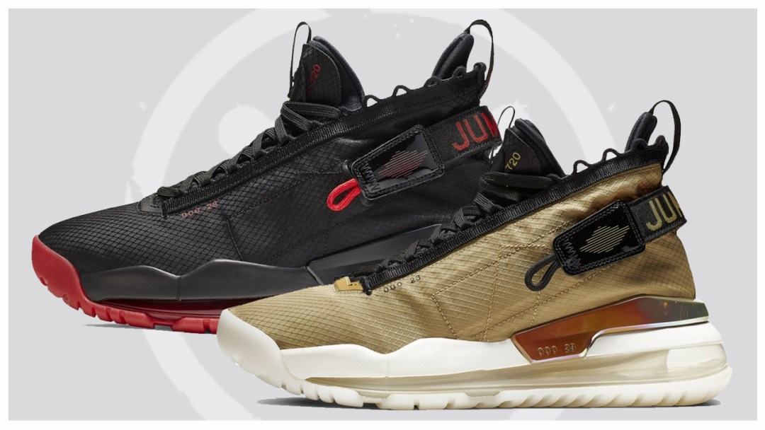 differently e3aef e3ef5 Two More Jordan Proto Max 720 Colorways Surface - WearTesters