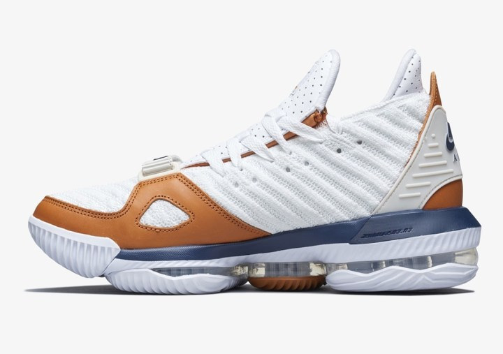 64e8a94fee87 An Official Look at the Nike LeBron 16  Air Trainer  - WearTesters
