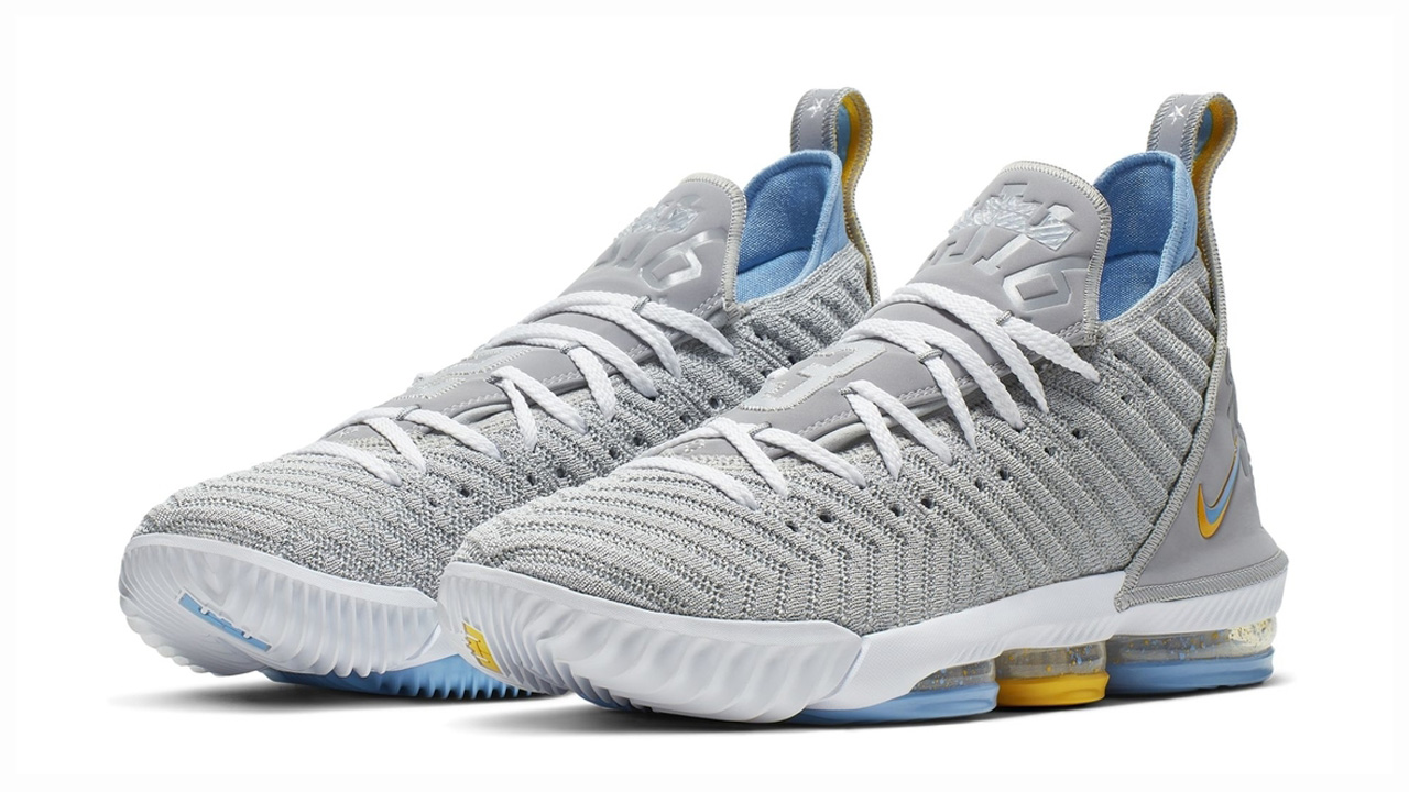 74ffb6b126d9 The Nike LeBron 16 to Release in a MPLS Edition - WearTesters