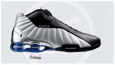 The Nike SHOX BB4 to Return in 2019. With Vince Carter ... 9f49a8269