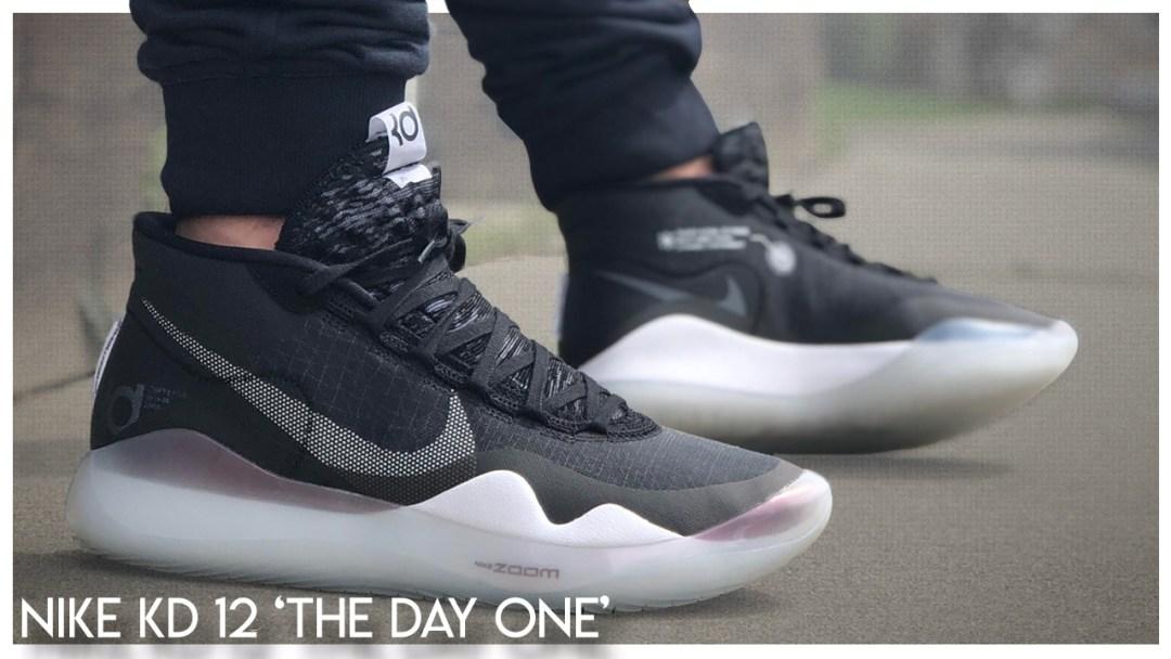 febaf8db115e Nike KD 12  The Day One