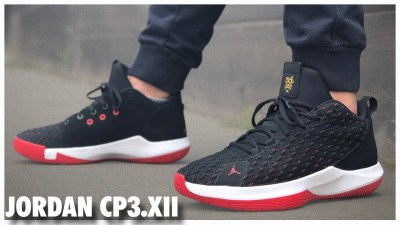 super popular 91c4d 04b05 Jordan CP3.12   Detailed Look and Review