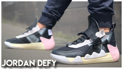 free shipping d2e94 87ddc A Detailed Look and Review on the Jordan Defy