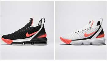 wholesale dealer f3703 b03c4 With a Returning Theme, the Upcoming Nike LeBron 13 Lava ...