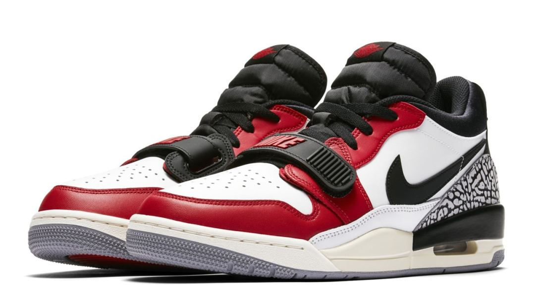 78d77cf73e2 An Air Jordan Legacy 312 Low 'Chicago' is Releasing - WearTesters