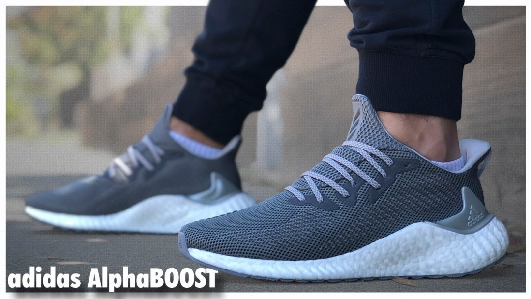 0e77d12b0 adidas AlphaBOOST | Detailed Look and Review - WearTesters