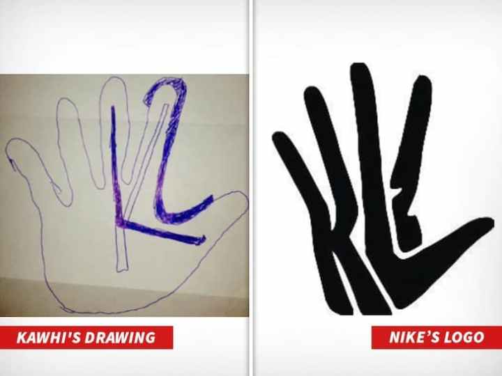 nike files countersuit to leonard s logo claims weartesters. Black Bedroom Furniture Sets. Home Design Ideas