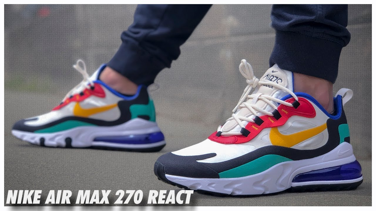 The in Max Releases Air Nike July WearTesters React 270