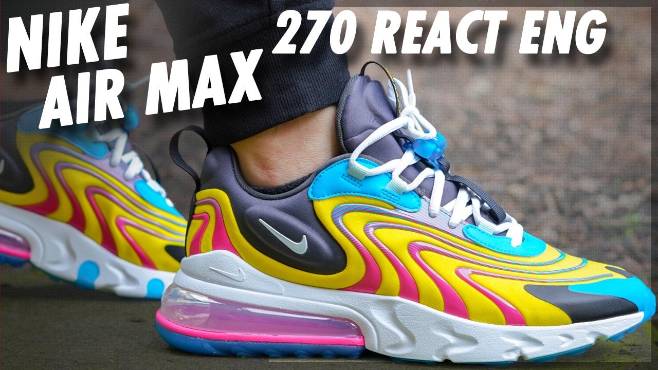 air max 270 react rvl