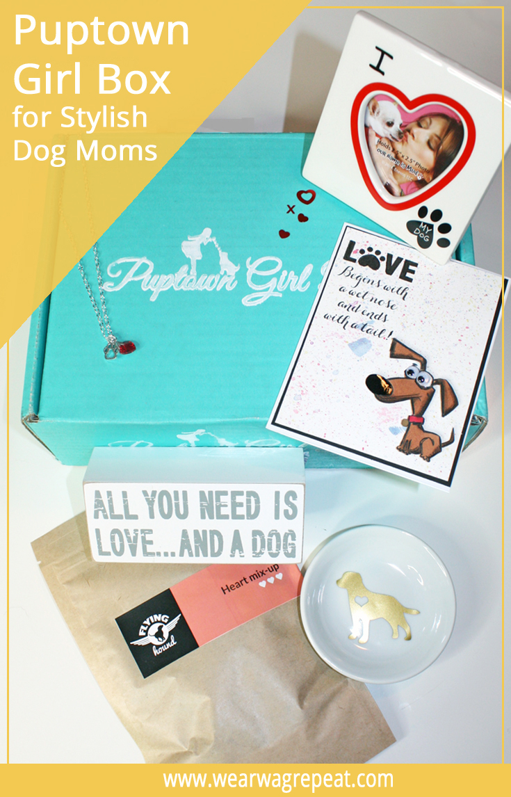 What's in a Puptown Girl Box