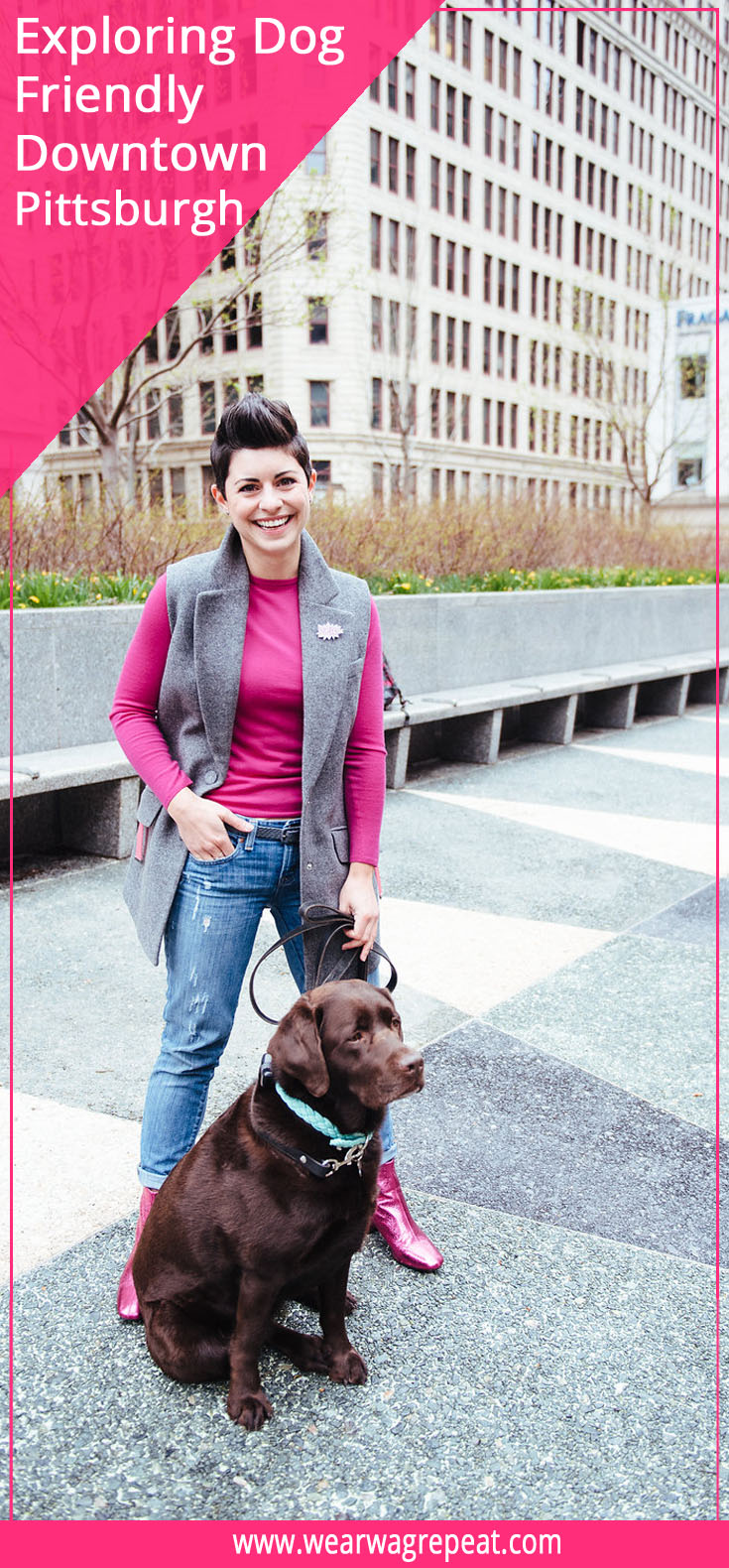 Dog Friendly Downtown Pittsburgh