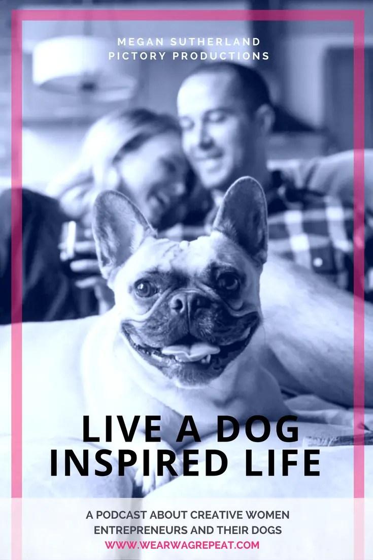 Megan Sutherland Lives a Dog Inspired Life
