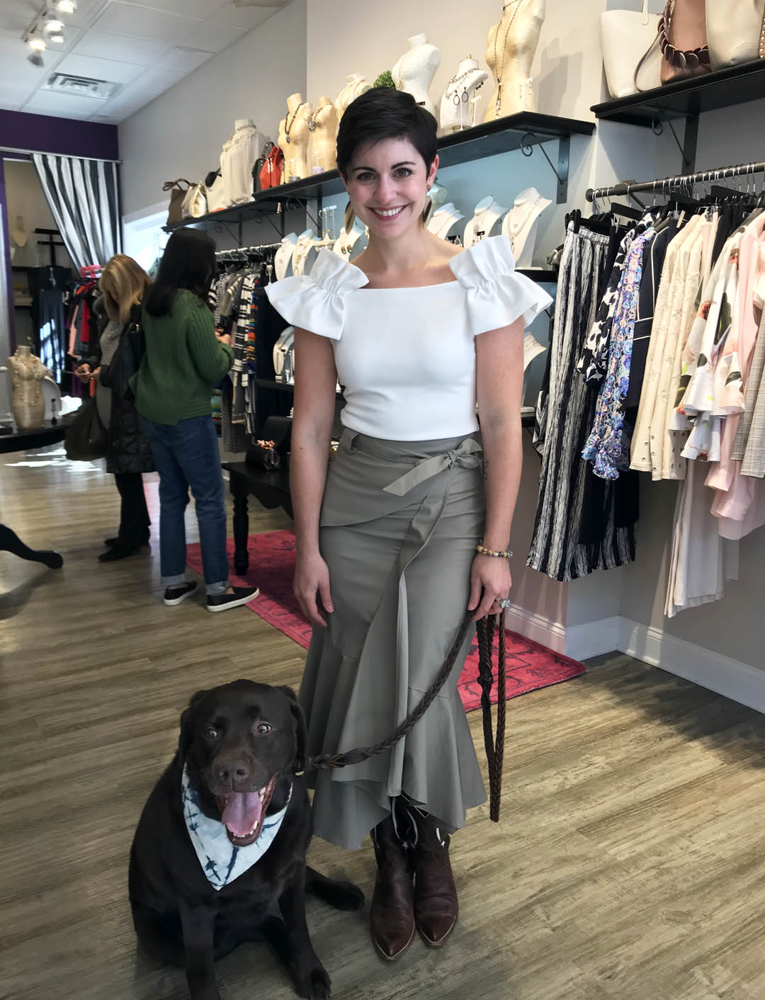 70 Of The Best Dog Friendly Shops Across America ⋆ Wear Wag Repeat