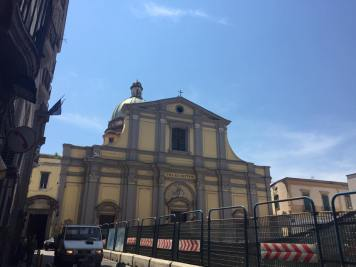 Church in Naples