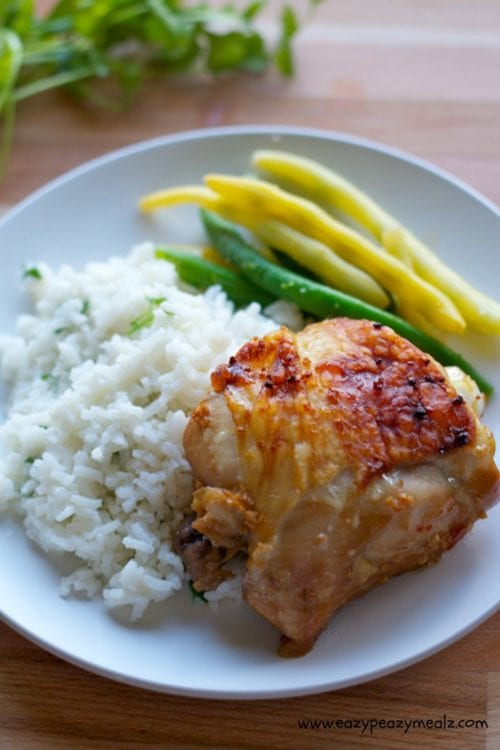 10 Recipes For Baking Chicken Thighs In The Oven The Weary Chef