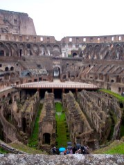 The Colosseum, Rome, Italy