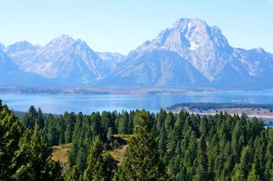 Jackson Lake, Wyoming