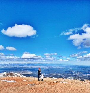 Pikes Peak, Colorado