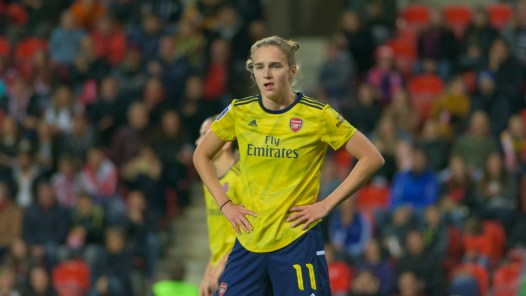 Vivianne Miedema for Arsenal FC