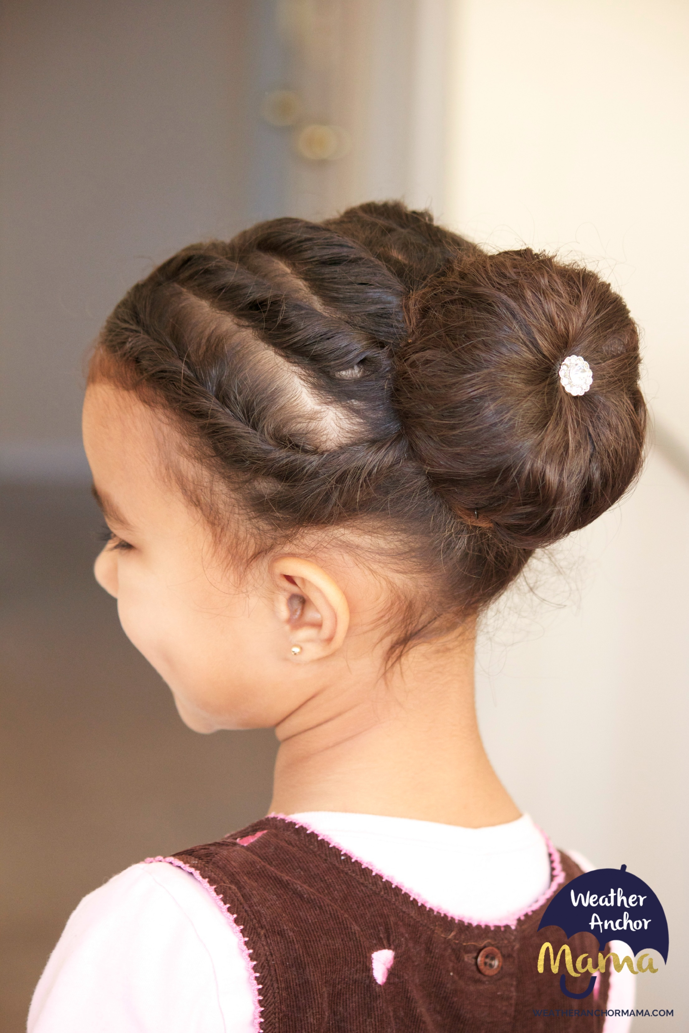 Curly Hairstyle Of The Week Holiday Hairstyles For