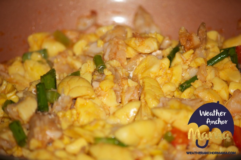 how to make ackee and saltfish youtube