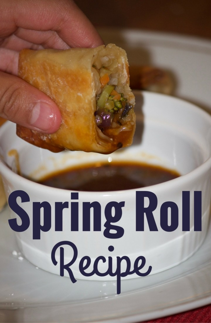 Spring Roll Recipe: Easy Healthy Appetizer