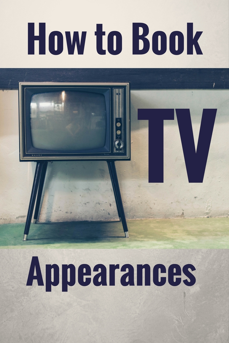 How to Book TV appearances