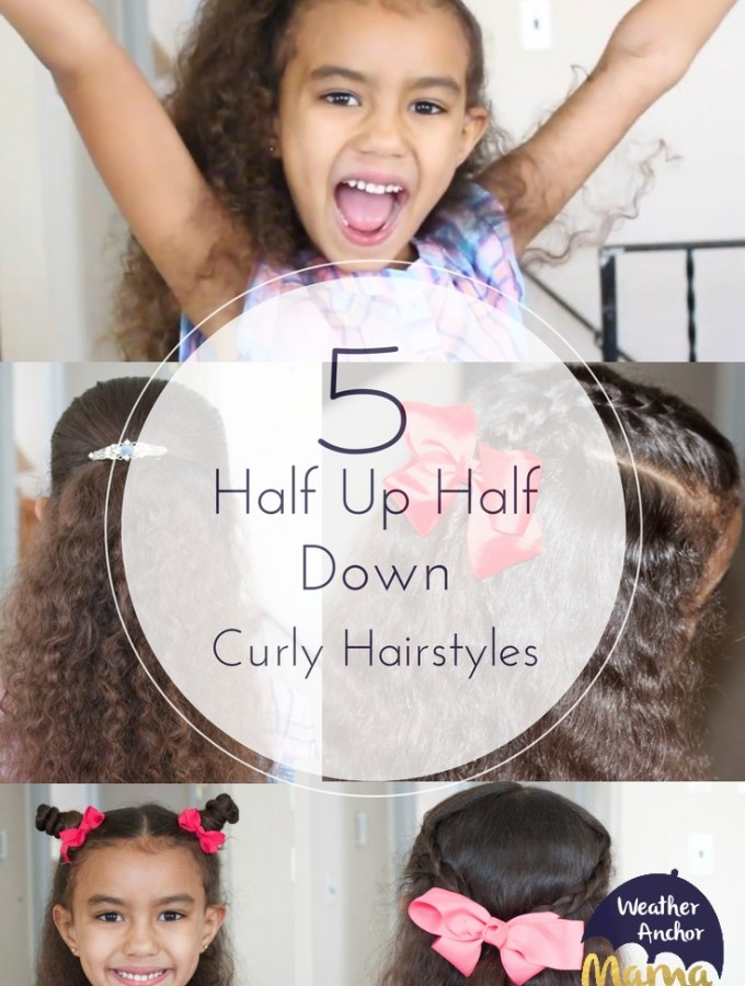 Quick And Easy Curly Hairstyles For Girls