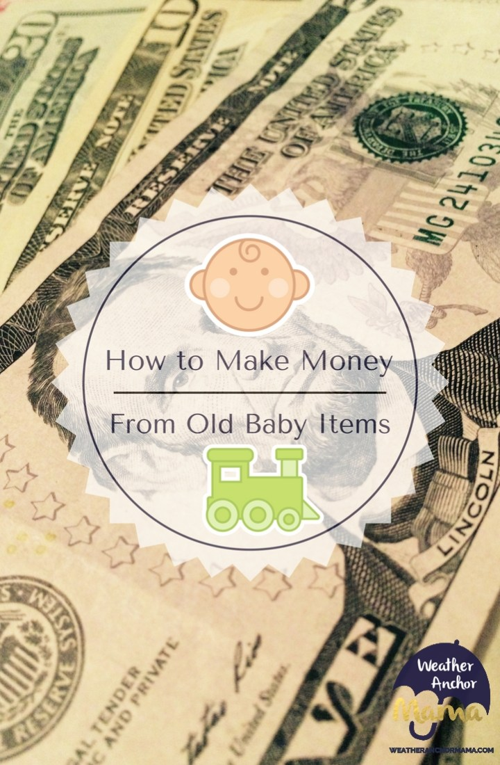 How to Make Money From Old Baby Clothes