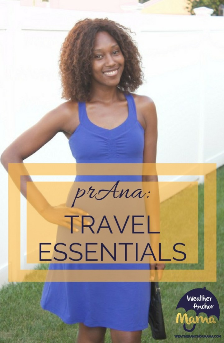 prAna:Travel Checklist You Can't Live Without