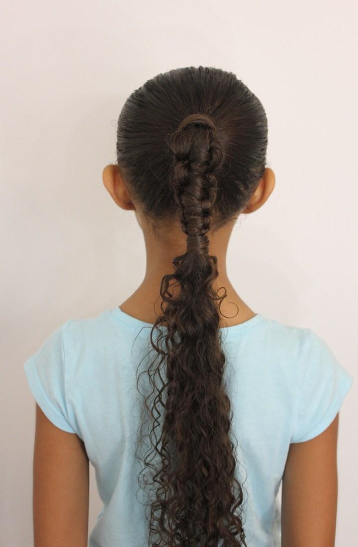 Cobra Braid Curly Hair Tutorial Weather Anchor Mama