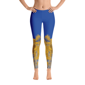 Aspen Tree Fall Leggings
