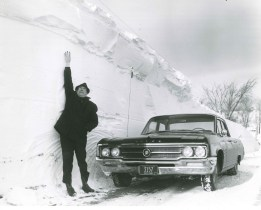 Blizzard of January 30th, 1966. Buffalo, New York.