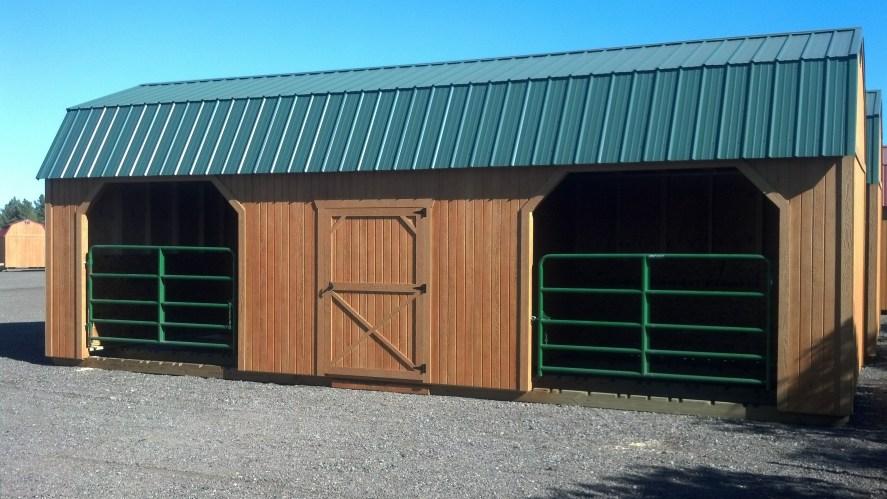 Weatherking Barns