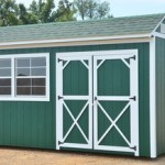 Weatherking Shed