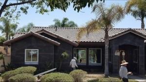 Tile Roof Job