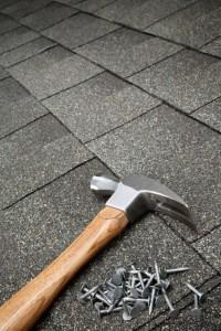asphalt nails hammer