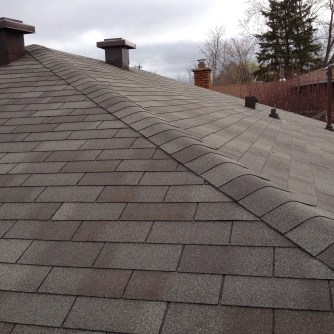 3 Tab Shingle Roof