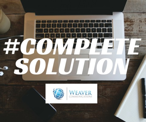 weaver communications u.s. digital marketing complete solution