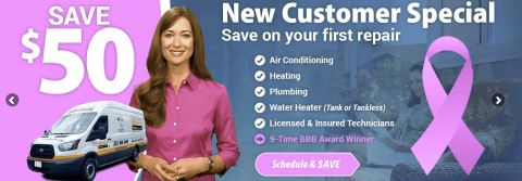 abacus plumbing offer digital marketing strategy