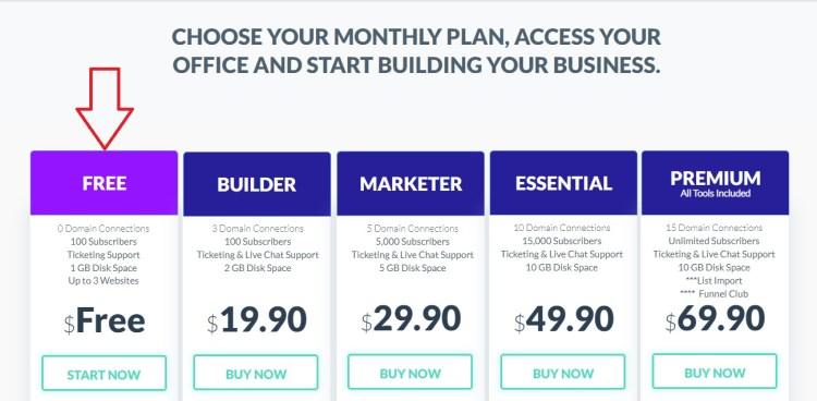 BuilderAll Affiliate Program How To Get A Lifetime Free Account