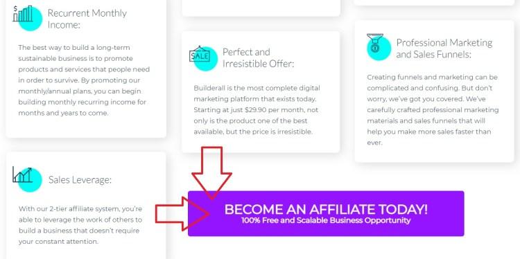 BuilderAll Affiliate Program How To Get A Lifetime Free Account 2