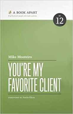 You're My Favorite Client digital marketing books