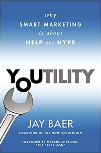 Youtility Why Smart Marketing Is about Help Not Hype digital marketing books