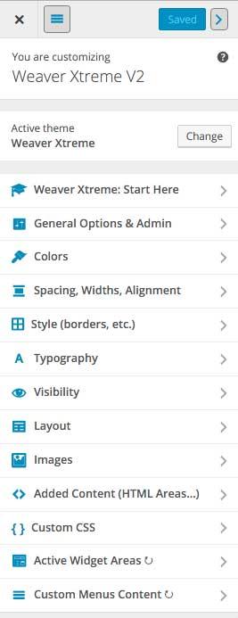 weaverx-customizer-top-level