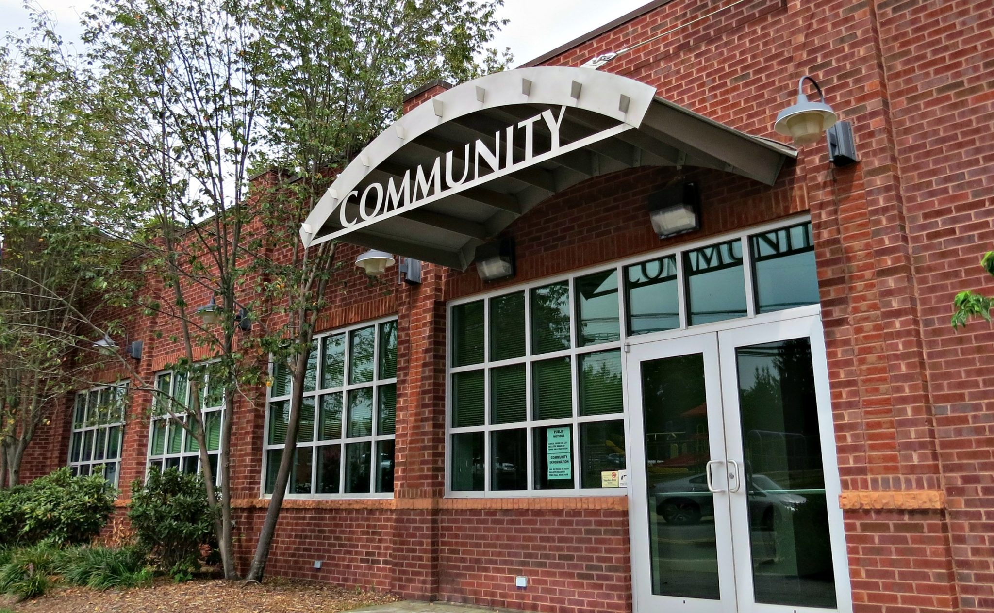 Town Of Weaverville NC Town Hall Community Room