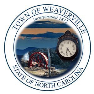 Town Of Weaverville Seal