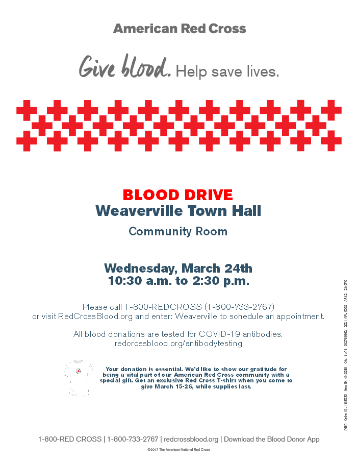 Town Of Weaverville 3 24 2021 Flyer (002)